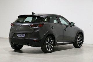 2019 Mazda CX-3 DK MY19 Akari (FWD) Grey 6 Speed Automatic Wagon