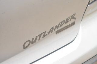 2003 Mitsubishi Outlander ZE LS White 4 Speed Sports Automatic Wagon