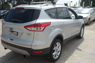 2013 Ford Kuga TE Trend AWD Silver 5 Speed Sports Automatic Wagon