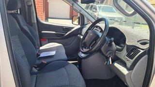 2014 Hyundai iLOAD TQ MY15 Crew Silver 5 Speed Automatic Van