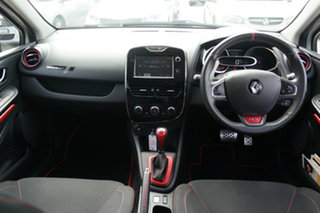 2014 Renault Clio IV B98 R.S. 200 EDC Sport White 6 Speed Sports Automatic Dual Clutch Hatchback