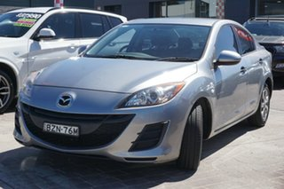 2011 Mazda 3 BL10F1 MY10 Neo Activematic Silver 5 Speed Sports Automatic Hatchback