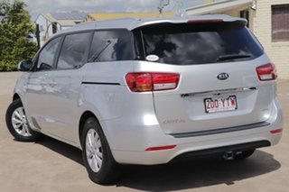 2016 Kia Carnival YP MY16 SI Silver 6 Speed Sports Automatic Wagon.