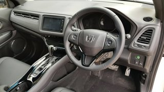 2020 Honda HR-V MY21 RS Lunar Silver 1 Speed Automatic Hatchback
