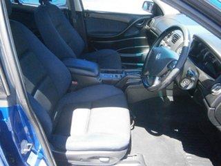 2005 Holden Commodore VZ SV6 Blue 5 Speed Sports Automatic Sedan