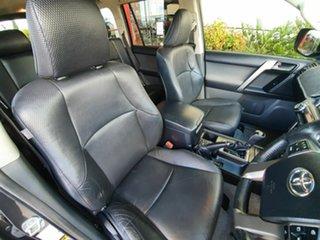 2012 Toyota Landcruiser Prado 150 Altitude Grey 5 Speed Automatic Wagon.
