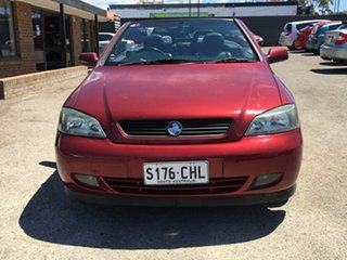 2003 Holden Astra TS MY03 5 Speed Manual Convertible