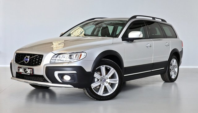 Used Volvo XC70 BZ MY16 D5 Geartronic AWD Luxury Thomastown, 2016 Volvo XC70 BZ MY16 D5 Geartronic AWD Luxury Silver 6 Speed Sports Automatic Wagon