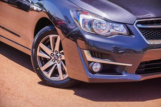 2016 Subaru Impreza G4 MY16 2.0i Lineartronic AWD Premium Grey 6 Speed Constant Variable Sedan