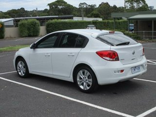 2015 Holden Cruze JH Series II Equipe White Automatic Hatchback