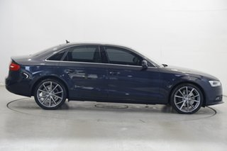 2015 Audi A4 B8 8K MY15 Ambition S Tronic Quattro Blue 7 Speed Sports Automatic Dual Clutch Sedan
