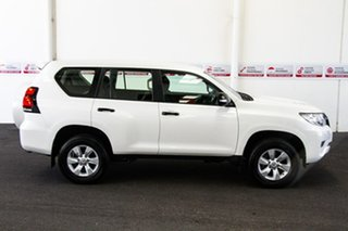 2019 Toyota Landcruiser Prado GDJ150R GX Crystal Pearl 6 Speed Sports Automatic Wagon