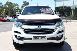 2017 Holden Trailblazer RG MY18 LTZ White 6 Speed Sports Automatic Wagon