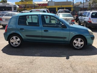 2006 Renault Clio B65 Phase 3 Authentique 5 Speed Manual Hatchback.