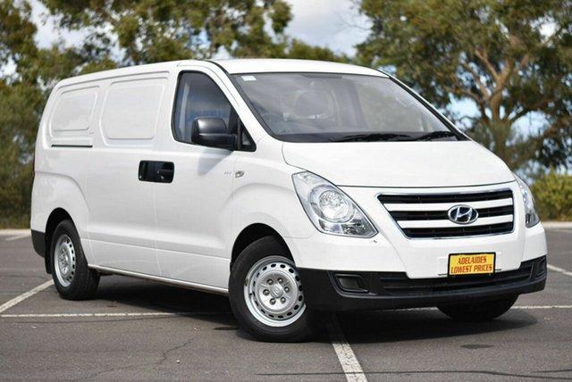 Used Hyundai iLOAD TQ3-V Series II MY16 Enfield, 2015 Hyundai iLOAD TQ3-V Series II MY16 White 5 Speed Automatic Van