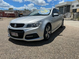 2014 Holden Commodore VF MY15 SS Silver 6 Speed Automatic Sedan
