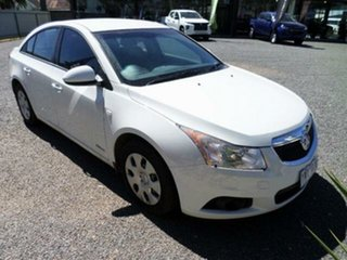 2011 Holden Cruze JH MY12 CD 6 Speed Automatic Sedan.
