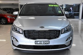 2020 Kia Carnival YP MY20 SLi Silver 8 Speed Sports Automatic Wagon