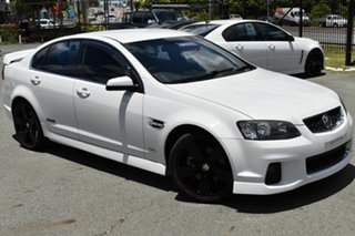 2012 Holden Commodore VE II MY12.5 SS Z-Series White 6 Speed Automatic Sedan.