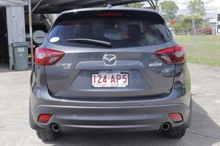 2016 Mazda CX-5 KE1032 Akera SKYACTIV-Drive AWD Grey 6 Speed Sports Automatic Wagon