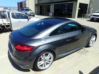 2015 Audi TT FV MY16 Sport S Tronic Quattro Lava Gray 6 Speed Sports Automatic Dual Clutch Coupe