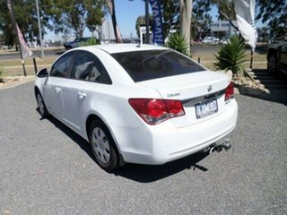 2011 Holden Cruze JH MY12 CD 6 Speed Automatic Sedan