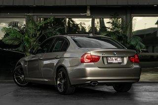 2009 BMW 3 Series E90 MY09 320i Steptronic Executive Bronze 6 Speed Sports Automatic Sedan.