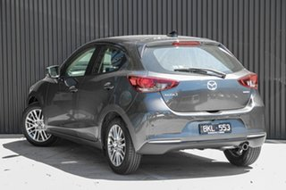 2020 Mazda 2 DJ2HAA G15 SKYACTIV-Drive Evolve Machine Grey 6 Speed Sports Automatic Hatchback