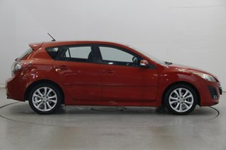 2009 Mazda 3 BL10L1 SP25 Activematic Red 5 Speed Sports Automatic Hatchback
