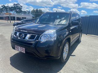2013 Nissan X-Trail T31 Series V ST 2WD Black 6 Speed Manual Wagon