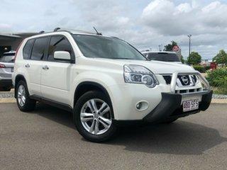 2012 Nissan X-Trail T31 Series IV TS White 6 Speed Sports Automatic Wagon.