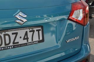 2016 Suzuki Vitara LY RT-S 2WD Turquoise 6 Speed Sports Automatic Wagon.