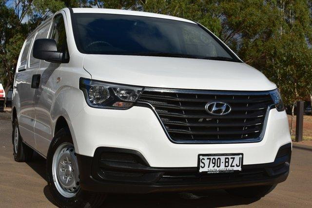 Used Hyundai iLOAD TQ3-V Series II MY18 St Marys, 2018 Hyundai iLOAD TQ3-V Series II MY18 White 5 Speed Automatic Van