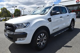 2016 Ford Ranger PX MkII Wildtrak Double Cab White/wildtrak Two T 6 Speed Sports Automatic Utility