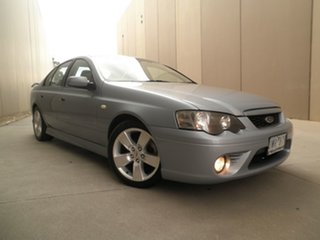 2007 Ford Falcon BF Mk II XR6 Silk 4 Speed Sports Automatic Sedan.