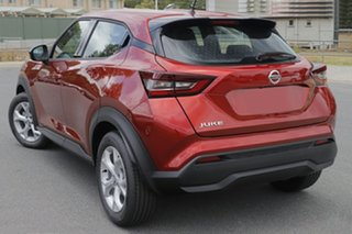 2020 Nissan Juke F16 ST+ DCT 2WD Fuji Sunset Red 7 Speed Sports Automatic Dual Clutch Hatchback