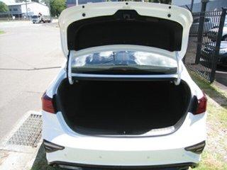 2020 Kia Cerato BD MY21 S White 6 Speed Automatic Sedan