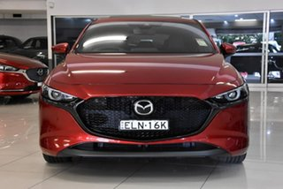 2020 Mazda 3 BP2HLA G25 SKYACTIV-Drive Astina Red 6 Speed Sports Automatic Hatchback.