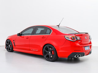 2014 Holden Special Vehicles ClubSport Gen F R8 Red 6 Speed Auto Active Sequential Sedan