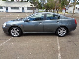 2008 Mitsubishi 380 DB Series III Platinum Edition Grey 5 Speed Sports Automatic Sedan