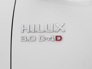2011 Toyota Hilux KUN26R MY12 SR5 (4x4) 4 Speed Automatic Dual Cab Pick-up