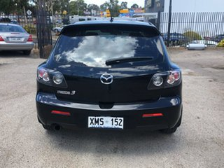 2007 Mazda 3 BK10F2 Neo Black 5 Speed Manual Hatchback