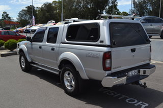 2013 Nissan Navara D22 S5 ST-R Silver 5 Speed Manual Utility