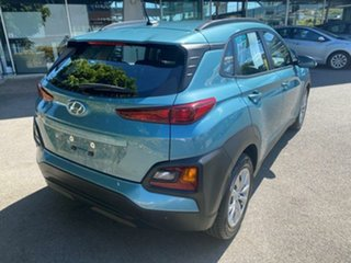 2019 Hyundai Kona OS.2 MY19 Go 2WD Ceramic Blue 6 Speed Sports Automatic Wagon.
