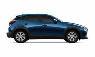 2020 Mazda CX-3 DK2W7A Neo SKYACTIV-Drive FWD Sport Eternal Blue 6 Speed Sports Automatic Wagon.