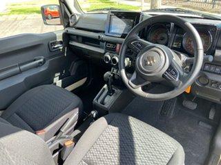 2020 Suzuki Jimny JB74 Ivory 4 Speed Automatic Hardtop.