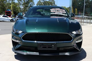 2018 Ford Mustang FN 2019MY BULLITT Bright Highland Gree 6 Speed Manual Fastback