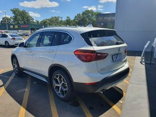 2018 BMW X1 F48 sDrive18d Steptronic 8 Speed Sports Automatic Wagon
