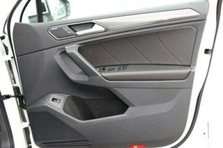 2020 Volkswagen Tiguan 5N MY20 110TSI DSG 2WD Comfortline Pure White 6 Speed