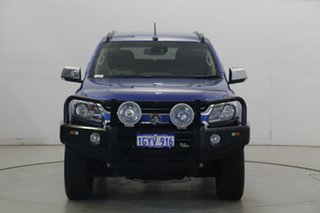 2018 Holden Trailblazer RG MY19 LTZ Blue 6 Speed Sports Automatic Wagon.